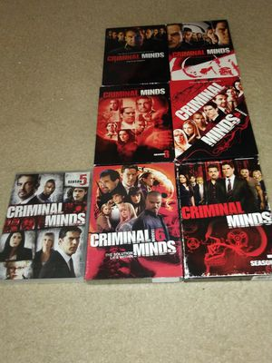 Criminal Minds TV series for Sale in Centreville, VA