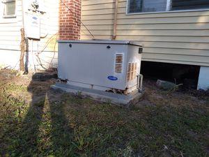 Carrier Generator 15000 w for Sale in Deltona, FL