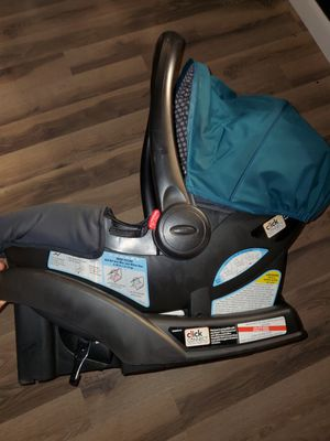 Infant car Seat -Used for Sale in Chico, CA