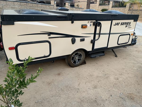 2015 Jayco Series 12 Ft. Travel Trailer