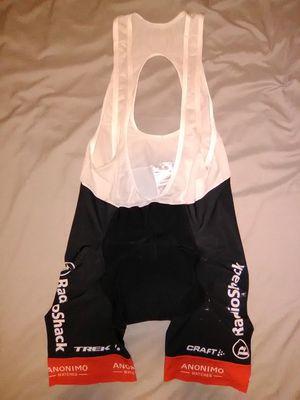 Craft TREK bib shorts. VERY HIGH END Cycling shorts. Men's XL. Chamois padded bike shorts for Sale in NEW PRT RCHY, FL