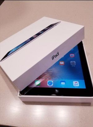 "iPad 3 , 3rd Generation ""Factory+iCloud Unlocked Condition Excellent"" (Like Almost New)""Usable with Wi-Fi ONLY"" for Sale in Fort Belvoir, VA"