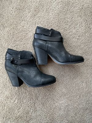 Rag & Bone black boots - 8 / EU 38.5 for Sale in Westlake, MD