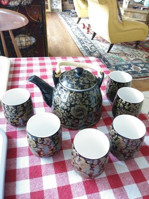 New 7 piece Teapot set for Sale in Gaithersburg, MD