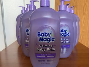 18 Bottles of Baby Magic Soap and Lotion for Sale in Aiea, HI