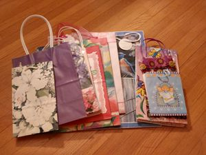 Gift bags/wrap/paper for Sale in Depew, NY