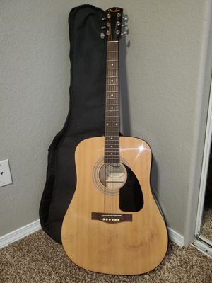 Accoustic Fender Guitar for Sale in Portland, OR