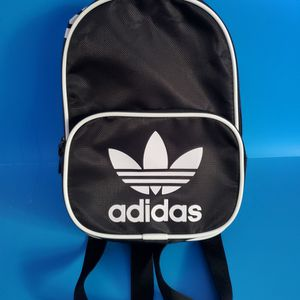 adidas Originals Women's Santiago Mini Backpack, Black, ONE SIZE for Sale in Chula Vista, CA