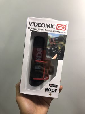 Rode Video Mic GO for Sale in Portland, OR