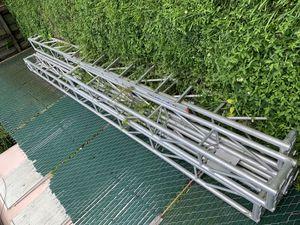 Estructuras de aluminio para audio 4 piezas for Sale in Miami, FL