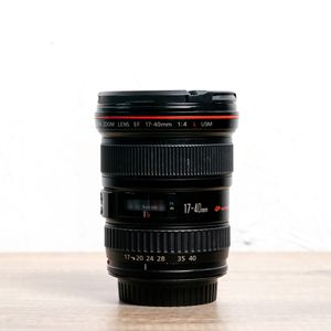 Canon 17-40 f4 wide angle lens for Sale in Whittier, CA