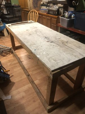 Free work bench/ motorcycle stand for Sale in Laguna Hills, CA