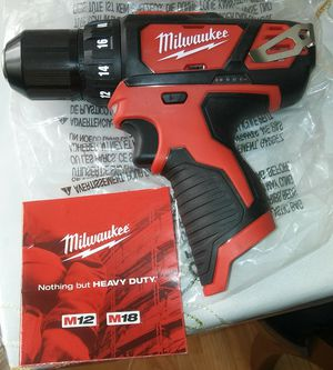 milwaukee drill new only tool no battery for Sale in Berwyn, IL