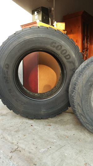Goodyear 385 / 65 R 22.5- g278, MSD radial tubeless big ass Tire for Sale in Austin, TX