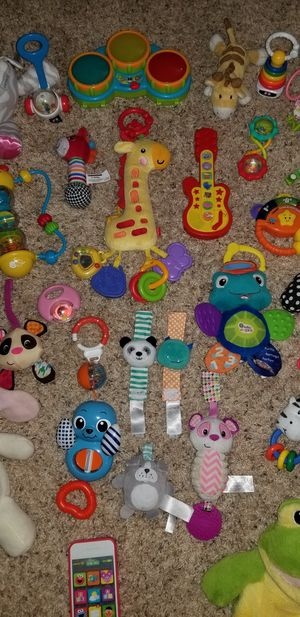 HUGE Baby/Toddler toy lot 👶👼 [ 45 toys ] for Sale in Virginia Beach, VA