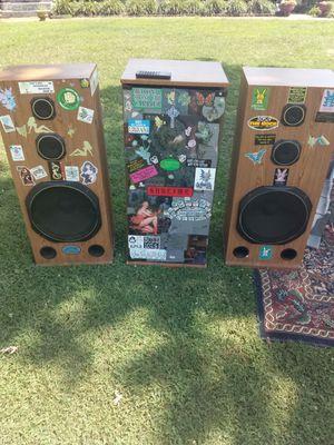 AudioVox Stereo System $75 obo for Sale in Nashville, TN