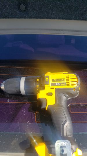 Dewalt 20v hammer drill brand new tool only for Sale in Long Beach, CA
