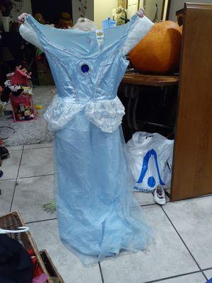 Cinderella costume for Sale in Wahneta, FL