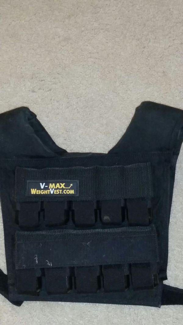 V-Max Weight Vest