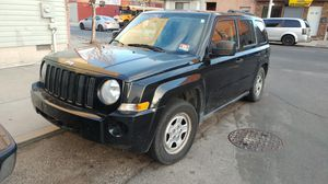 2009 Jeep Patriot loaded clean title for Sale in Philadelphia, PA