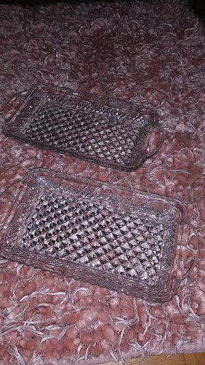 Small glass trays for Sale in Las Vegas, NV