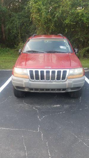 2002 Jeep Grand Cherokee Laredo for Sale in Orange City, FL