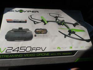 Skyviper V2450FPV Drone!! Read description!! for Sale in Massillon, OH
