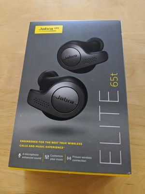 Jabra Elite 65t One ear bud is broken for Sale in San Diego, CA