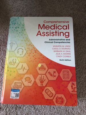 Comprehensive medical assisting sixth addition for Sale in Oregon City, OR