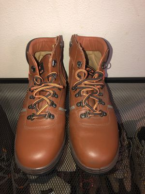 Prospecs Steel Toe Work-boots (Sz: 9 Men's) for Sale in Beaverton, OR