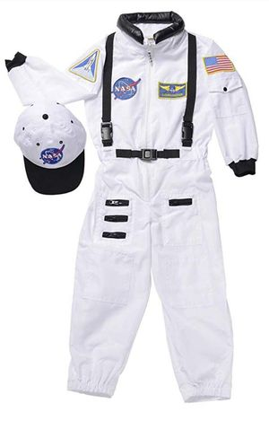 Astronaut costume 2-4 size ,3 age- up for Sale in Destin, FL