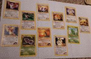 Pokemon cards for Sale in Brooksville, FL