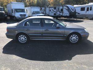 2004 Hyundai Sonata V6 for Sale in Windsor, CT