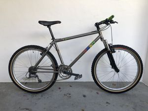 Rare DEAN Colonel Vintage Titanium Mountain Bike for Sale in Hollywood, FL