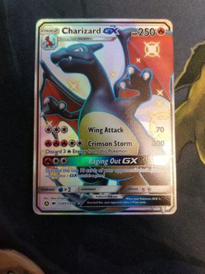 Shiny Charizard GX for Sale in Riverside, CA