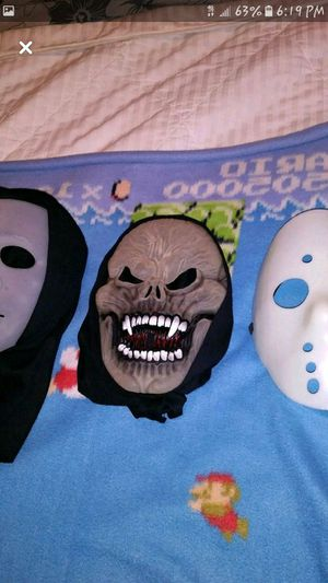 Halloween mask for Sale in Lubbock, TX