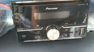 Pioneer FH-S500BT MIXTRACK Bluetooth CAR AUDIO RECEIVER for Sale in Wantagh, NY