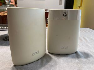 Orbi WiFi Routers for Sale in Riverside, CA