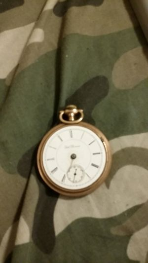 Seth Thomas Pocket Watch , year 1888 , for Sale in Ithaca, NY