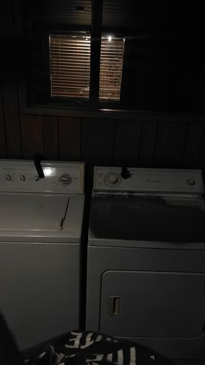 Kenmore washer, whirlpool dryer for Sale in Everett, WA