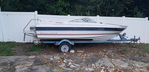16' Bayliner Boat, Outboard Motor & Troll for Sale in Orlando, FL