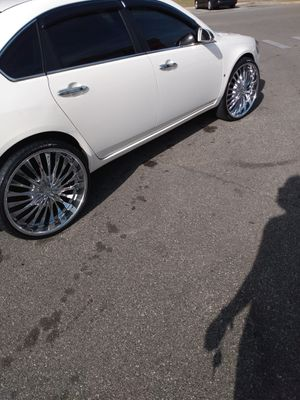 24inchs Rims In Tires 4 Sale 1750$ for Sale in Tallahassee, FL