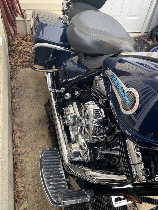 2004 RoadKing Peace Officer Special Edition