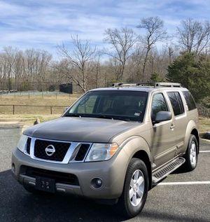 2008 Nissan Pathfinder for Sale in Fredericksburg, VA