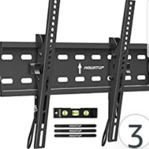 Tilt TV wall Mount For 26-55 Inch TV'S for Sale in Long Beach, CA