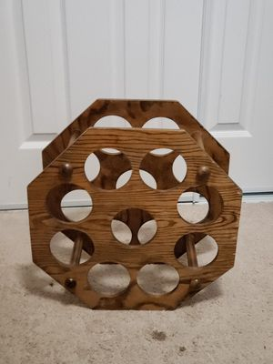 Wine rack, DVD Rack, Paper Rack, Globe for Sale in San Jose, CA