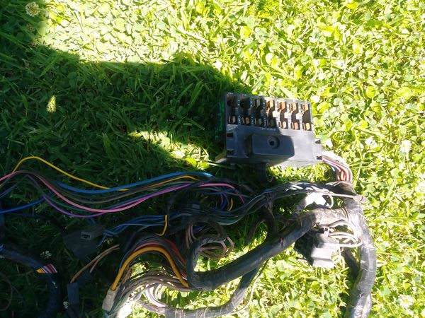 1973 Plymouth Duster Engine Wire Harness For Sale In Long