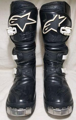 Alpinestars Dirtbike Riding Boots Size 2 for Sale in Marysville, WA