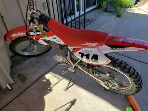 Honda XR100 dirt bike ** Pending Sale** for Sale in Modesto, CA