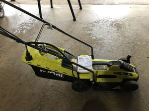 "13"" Ryobi Electric Mower for Sale in Apple Valley, MN"